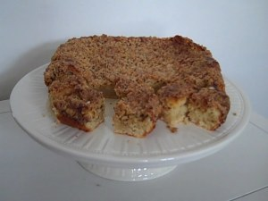 Coffee Crumb Cakes 2