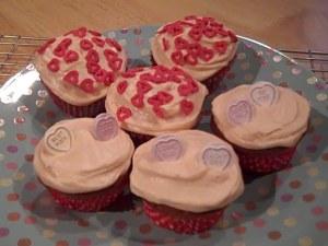 Valentine Cupcakes 4