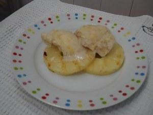 Banana Frozen Yoghurt