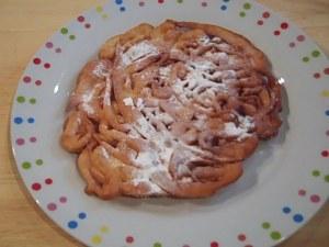 Funnel Cake 1