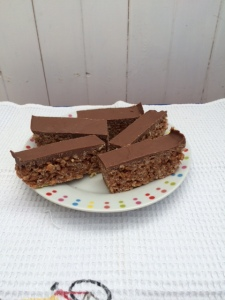Toffee Crisp Bars